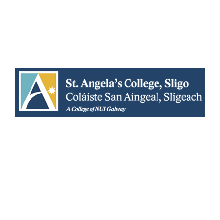 St. Angela's College Sligo Logo